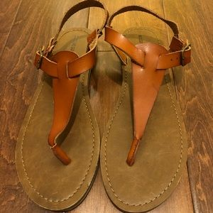 Mission supply co. Sandals